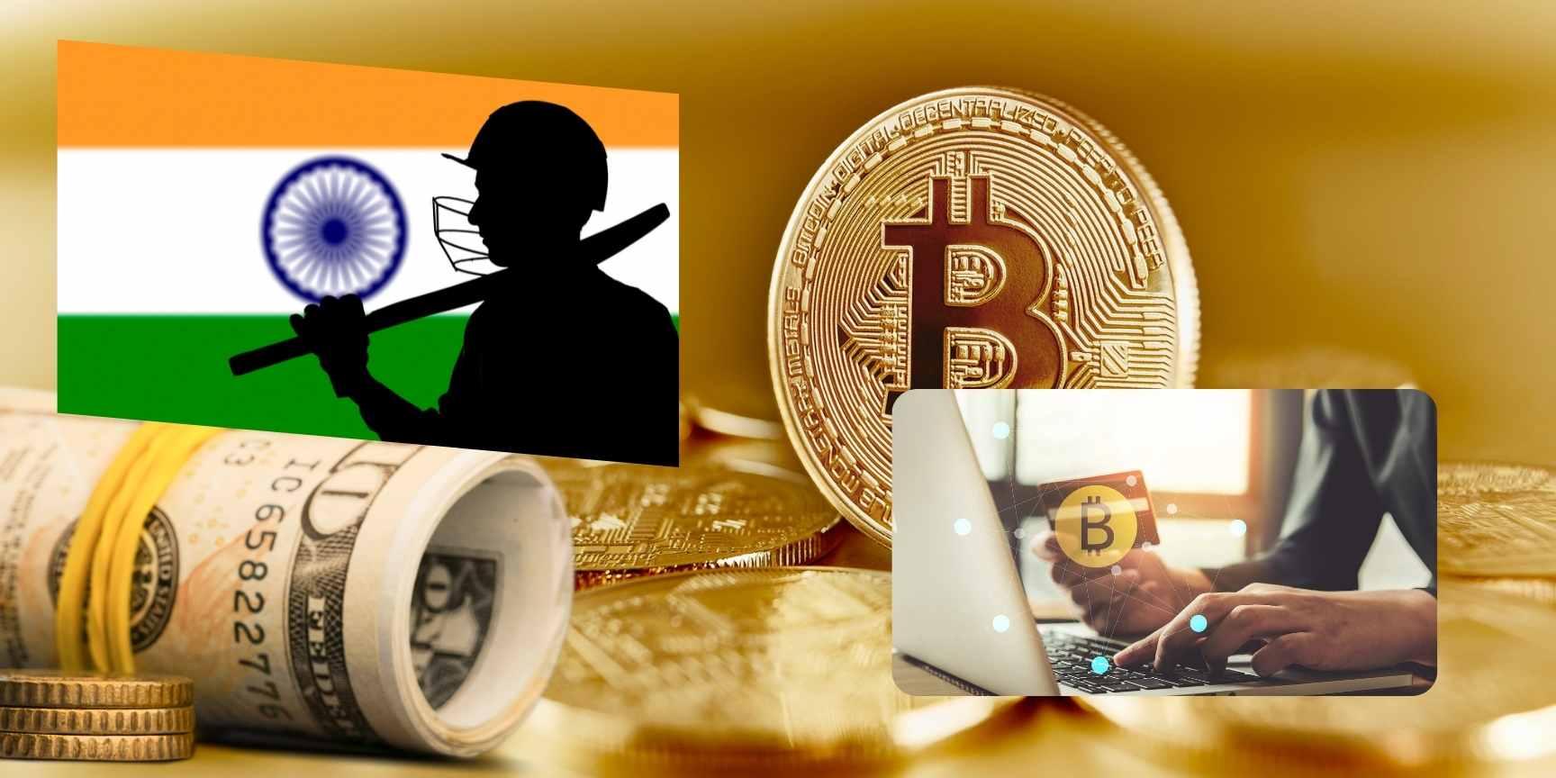 bitcoin cricket betting